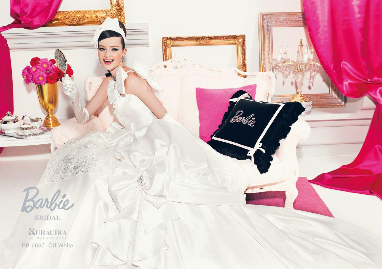 Barbie ウエディングドレス (BB,0067)|Barbie BRIDALドレス|岐阜・名古屋の貸衣裳・ドレスレンタル ウェディングプラザ二幸